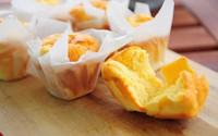 Bánh bông lan kiểu Tàu xốp ẩm thơm ngon ăn một lần là nhớ mãi
