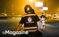 """Những chàng trai """"bao đồng""""trong biệt đội cứu hộ miễn phí lúc nửa đêm ở Sài Gòn: Chuyện nhỏ xíu thôi mà!"""
