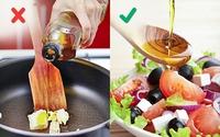 Để món ăn hoàn hảo đừng phạm phải 12 lỗi nấu nướng này
