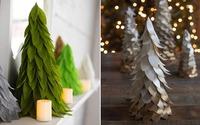 2 cách làm cây thông vừa nhanh vừa đẹp trang trí nhà đón Noel