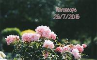 """Tử vi thứ Ba (26/7): Thiên Bình """"hy sinh"""" vì lợi ích chung"""