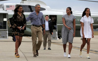 Tổng thống Obama sẵn sàng cho con gái nhập ngũ