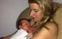 Người mẹ không ngủ liên tục 9 ngày sau sinh, cho đến khi nhìn thấy... thi thể của chính mình