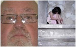 """""""Ác quỷ"""" lạm dụng tình dục 12 bé gái suốt 25 năm mà cha mẹ không hay biết"""