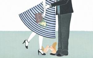 """Truyện tranh: Thuật """"lùi 1 bước để tiến 3 bước"""" - phụ nữ đôi khi cần nhường nhịn để nhận được nhiều hơn"""