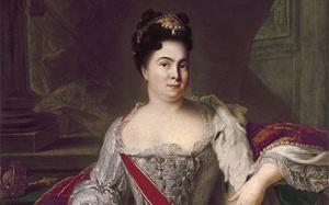 Nữ hoàng đầu tiên của nước Nga: Từ cô hầu gái không biết chữ đến người cùng vua chia sẻ ngai vàng