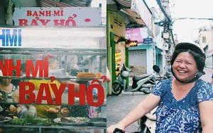 """Cuối tuần, đừng quên ăn bánh mì Bảy Hổ """"bao ghiền"""" 80 năm vẫn gây thương nhớ giữa Sài Gòn"""