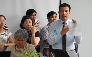 Trường Đoàn Thị Điểm Ecopark sau cuộc đối thoại kéo dài hơn 9 giờ đồng hồ: Thành lập Ban quản lý bán trú