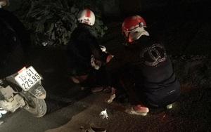 Hải Phòng: Sản phụ đi sinh lúc nửa đêm, đẻ rơi con ngay bên vệ đường