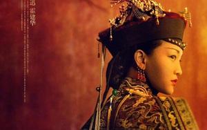"""""""Hoàng hậu"""" Châu Tấn đẹp quyền lực, đánh bật cả dàn mỹ nữ hậu cung đình đám"""