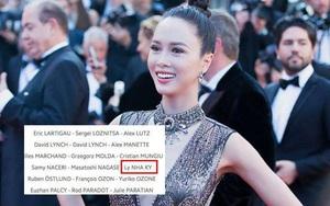 """Vũ Ngọc Anh lên tiếng về việc """"lấy trộm vé tại Cannes"""": """"Tôi không phải đứa đi ăn cắp!"""""""