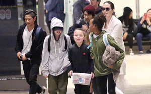 """Angelina Jolie và 6 con chuyển đến biệt thự mới là """"ác mộng"""" với hàng xóm"""