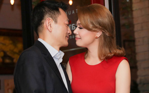 Thanh Thảo nồng nàn tình tứ bên bạn trai Việt kiều