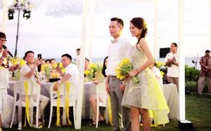 Những hình ảnh đầu tiên tại đám cưới đẹp như cổ tích của An Dĩ Hiên