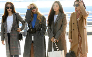 Áo khoác dáng dài năm nào cũng hot, nhưng để mặc đẹp và thật hợp mốt thì phải học tập các idol Hàn này