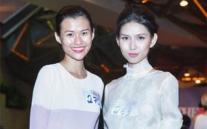 """Thùy Dương, Thiên Trang của Next Top từng bị The Face """"loại từ vòng gửi xe"""""""