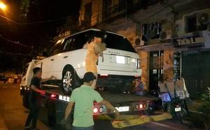 Hà Nội: Bé trai 19 tháng tuổi bị xe ô tô Range Rover đè tử vong khi đang chơi gần nhà