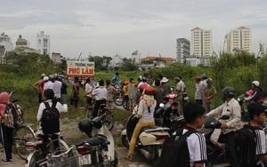 Phát hiện thi thể bé trai sơ sinh bị bỏ rơi trên bãi đất hoang ven Sài Gòn