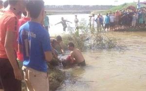 Vụ 5 học sinh nam tử vong khi đi câu ở Hà Nội: Lưỡi câu vẫn mắc vào bàn chân của một nạn nhân