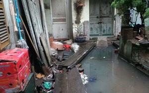 Hà Nội: Hàng chục hộ dân sống trong ổ muỗi, lo sợ sốt xuất huyết tấn công vì đường cống thoát nước chung bị bịt kín