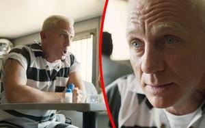 """""""Điệp viên 007"""" Daniel Craig gây sốc với vai diễn gã tù """"bá đạo"""""""