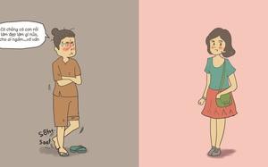 """Muôn hình vạn trạng những """"kiểu vợ""""  khiến người xem gật gù vì """"chuẩn không cần chỉnh"""""""