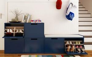 """5 mẫu tủ giày """"nhỏ mà có võ"""" cực tối ưu cho không gian nhà nhỏ"""