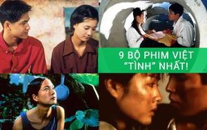 """9 bộ phim Việt """"tình"""" nhất mà bất cứ ai cũng phải thổn thức mỗi khi xem lại!"""