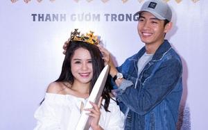 Thái Trinh xinh xắn nhí nhảnh bên bạn trai Quang Đăng sau khi livestream sửa mũi, cắt mí