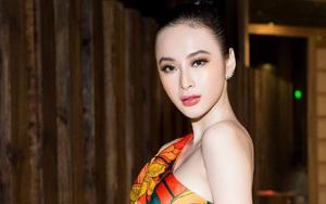 Angela Phương Trinh diện đầm xòe nổi bật, khoe vai trần gợi cảm