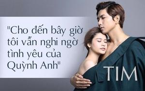 """Trước khi lộ ảnh thân mật bên Bình Minh, Trương Quỳnh Anh đã có 7 năm yêu như """"drama Ấn Độ"""" với Tim như thế này"""