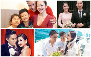 Nhìn sao Việt hạnh phúc bên tình mới để tin đi qua đổ vỡ sẽ là cánh cửa của tình yêu