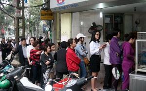 Tết Hàn thực: Người Hà Nội xếp hàng dài chờ mua bánh trôi, bánh chay