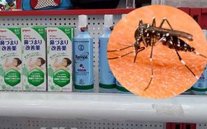 """Hà Nội: Mẹ bỉm sữa săn lùng đồ chống muỗi trước """"cơn bão"""" sốt xuất huyết hoành hành"""