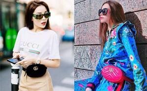 Có gì hay ho ở chiếc túi Gucci đeo hông này, mà sao Việt ai cũng phải sắm 1 cái