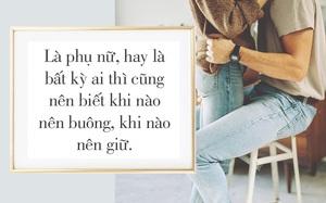 Gửi những cô gái từng như Văn Mai Hương: Khi tình yêu như đôi giày nhầm size, hãy bỏ ra mà đi chân đất!