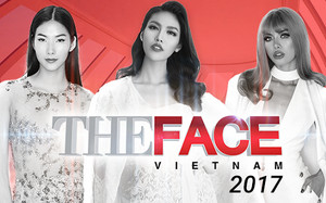 Hoàng Thùy - Minh Tú - Lan Khuê chính thức trở thành huấn luyện viên The Face 2017