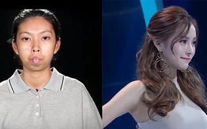"""7 màn """"thoát xác"""" ngoạn mục này của Thái Lan sẽ chứng minh cho bạn thấy nếu nói về làm đẹp, không gì là không thể!"""