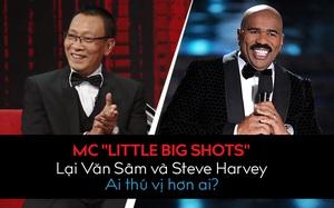 Lại Văn Sâm - Steve Harvey: Những bí mật thú vị của MC Little big shots