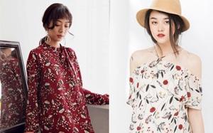 """Cực kì nhiều váy hoa """"made in VN"""" giá chưa quá 800 ngàn đồng để các nàng thỏa thích điệu cùng nắng"""