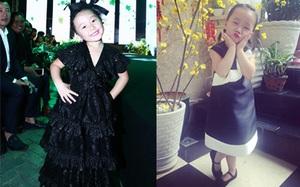 """Con gái Linh Nga càng lớn càng xinh, thần thái và phong cách """"sang chảnh"""" y như mẹ"""