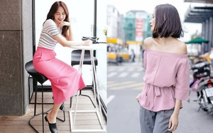 Bí kíp mặc đồ màu hồng vừa trẻ trung vừa không bị quá đà cho các nàng công sở
