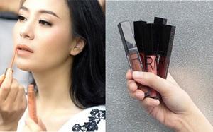 5 dòng son mới của Thái đang được nhiều cô nàng yêu thích vì màu đẹp, giá mềm
