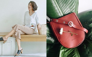 Túi thiết kế của Việt Nam giờ không chỉ đẹp mà còn trendy chẳng kém gì túi hiệu đắt đỏ