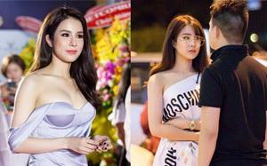 Chi chục triệu cho váy áo để đón tài tử So Ji Sub, nhưng Diệp Lâm Anh vẫn mất điểm vì chọn đồ không hợp sự kiện