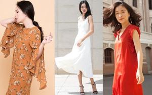 5 thiết kế váy liền mặc suốt mùa hè mà không biết chán