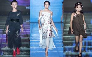 Tuần lễ thời trang thiếu nhi ngày thứ 2 bùng nổ với loạt thiết kế đầy ấn tượng