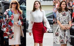 4 biểu tượng hoàng gia sở hữu gu thời trang đẹp xuất sắc, khiến ai cũng trầm trồ mỗi khi xuất hiện
