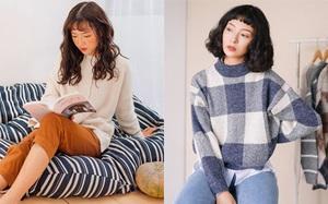 """Nhất định phải ghé 6 shop thời trang này nếu muốn sắm áo len đẹp xinh """"giá mềm"""""""