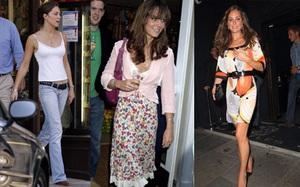 Liệu có ai tò mò về phong cách thời trang hồi chưa là Công nương của Kate Middleton